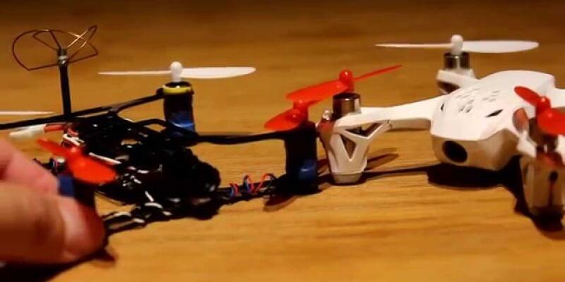 micro fpv drone with camera