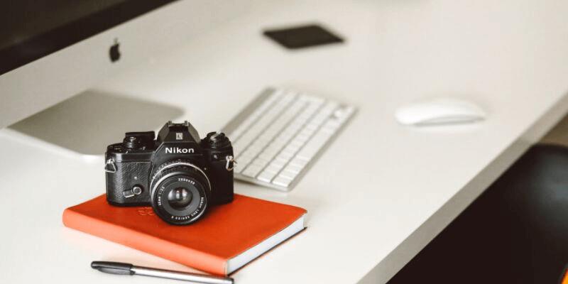 Nikon camera photo recovery